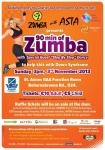 Raising money for Charity with Zumba Asta