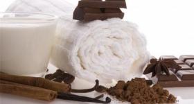 Šokolado kaukės  Veidui ir kunui Dundalke Airija