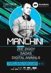 MoodyBeats Presents DJ MANCHINI in DUBLIN