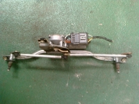 wiper motor and linkage