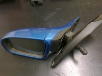 front left side mirror