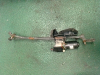 wiper motor with linkage