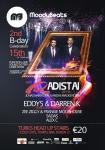 MoodyBeats 2nd B-day celebration with RADISTAI DJ