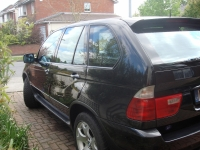 For Sale BMW X5 3.0d Sport 2003