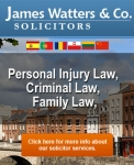Personal Injuries Law Dublin