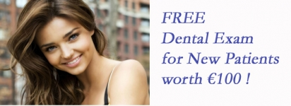 Ask about a Free Cosmetic Dentistry Consultation!