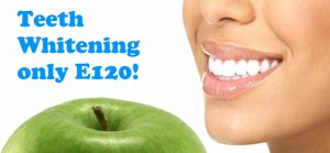 TEETH WHITENING You don't have to live with discolored teeth