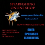 Visit our Sperfising shop spearfisher.biz