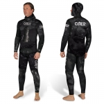 Omer Black Moon Compressed Wetsuit 5mm