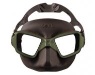 Large selection of diving masks...