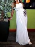 Beautiful white long dress