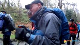 Video - Bray Srollers 26 04 2014 walk, Lead by Stephen Stewart...