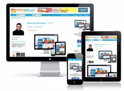 Responsive web design that is compatible with all Mobile phones