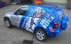 vehicle advertisement, Fleet Branding, Cars Jeeps wrapping, Truck Graphics