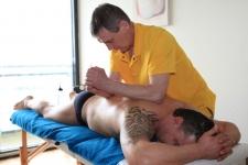 Algis Massage in Dublin Video