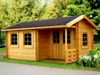 Wood Max Europe Products Log cabins Summerhouses