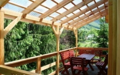 AMAZING PERGOLA - STYLE BUILDINGS by WOODMAX EUROPE