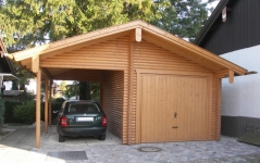 Garages, machinery stores, carports, carriage houses, home offices, playrooms