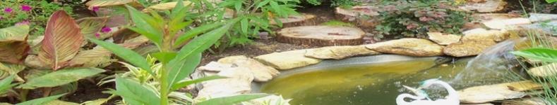 Garden Ideas Dublin - Stepping stones Garden edges Kerbs and wall caps Plain panels Posts Rock face panels