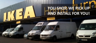 Ikea Shop and Delivery service in Dublin
