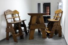 Unique Solid Oak Furniture