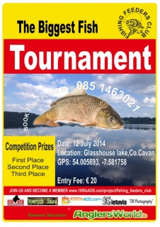 The Biggest Fish Tournament 2014