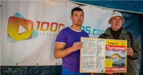 Congratulations to all participants in The Biggest Fish Tournament 2014