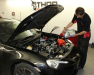 RG Motors Full Car Service Malahide Ind Park Dublin