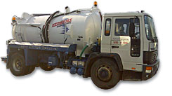 Jet-Vac / Vactor Service by Hydrojet Engineering Dublin
