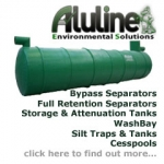 Hydro Jet Engineering: Irish distributors for Aluline Grease Traps.