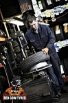 Tyre fit and balance Puncture repair