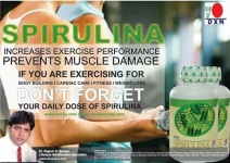Spirulina - Probably the most nutritious food on the planet