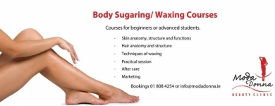 Body Waxing/ Sugaring Courses with 30% discount