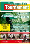 The Biggest Fish Tournament September 2014