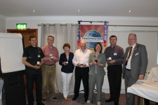Lucan Toastmasters meeting structure