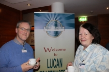 Improve your public speaking with Lucan Toastmasters