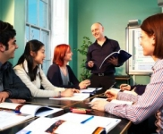 English easily and fast | English lessons in small groups in Dublin
