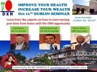 Have you ever thought of having your own Health & Wellness business? With DXN you can.