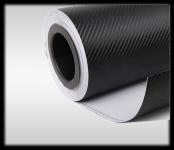 Carbon Fiber Vinyl Film 20 x30cm | Carbon Fibre Sheet A4