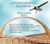 Visi Lietuviai renkasi Ballinrobe Mums vis dar reikia sparnų