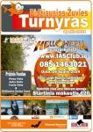 Didžiausios Žuvies Turnyras 26 Spalio 2014 Lough Muckno Black & Yellow Island Airija