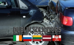 Occupation Injury Accidents/Work Accidents Solicitors Dublin