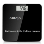 Bathroom Scale Hidden Camera Bathroom Motion Detection Spy Camera DVR 16GB