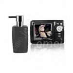Bathroom Shampoo bottle Hidden Wireless Spy Camera-2.4GHZ MP4 Player Receiver