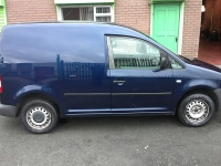 05 vw caddy 2.0sdi