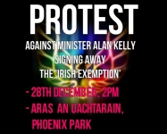 "Welcome to ""The Irish Gathering"" 2pm 28 12 2014 Phoenix park"