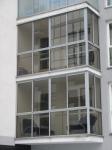 Balkonu stiklinimas, plastikiniai langai