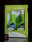 Waterless car cleaning products| No-H2O