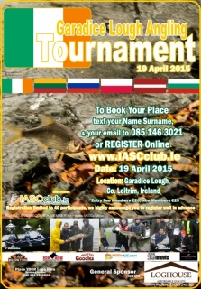 Barrow River Angling Tournament 19 April 2015  IASC Club – Interntaional Anglers Social Club