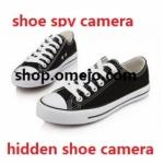 Hidden Men Shoe Hidden CCD 480TVL HR DVR Camera Recorder With 2.5 inch LCD Screed